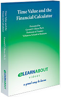 Financial Calculator DVDs